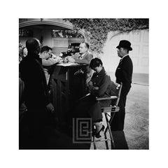 Audrey Hepburn Records Song, Head Down, 1953
