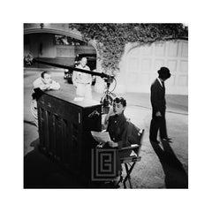 Audrey Hepburn Records Song, Head Straight, 1953