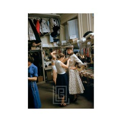 Backstage Russian Coat, 1954