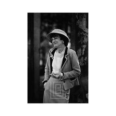 Coco Chanel Shrugs, 1957