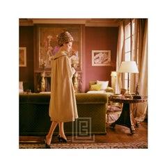 Designer's Homes, Dior Beige Cape, 1960