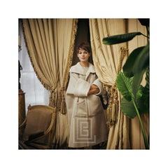 Designer's Homes, Dior Beige Coat, 1960