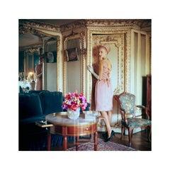 Designer's Homes, Dior Pink Satin, 1960