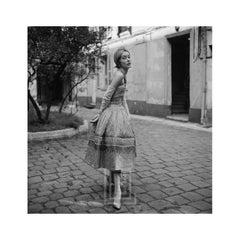 Dior, BW Gold Soiree de Lahore dress, Autumn-Winter Haute Couture collection
