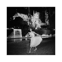 Dior, Danse Dress, Aimant line, 1956