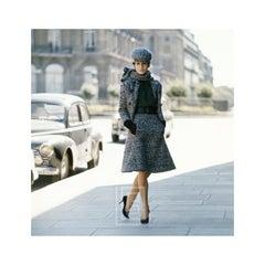 Dior, Gamin Tweed, 1961.