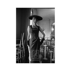 Dior, H-LIne, Elbow Down, 1954