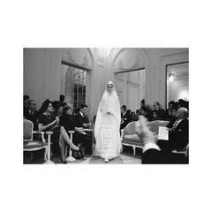 Dior, model Kouka Wears Hymenee, 1961