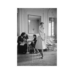 Dior, Renee Wears Mireille, 1953.