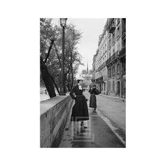 "Dior, Two Models in Vivante Line, ""1953"", 1956"