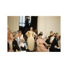 Dior, Vermeer Velvet Dress, 1954
