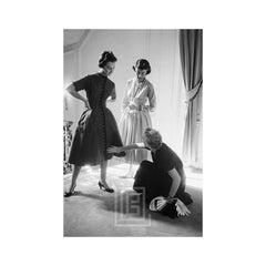 Dior, Victorine Mile dress, 1953