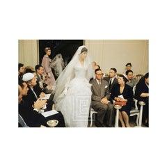 Dior, Vivalamariee Wedding Gown, 1954