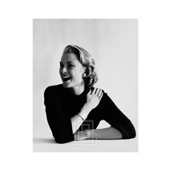 Grace Kelly Laughing, 1954