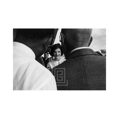 Jackie on the Campaign Trail with Two Heads, 1959