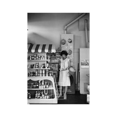 Kennedy, Jackie Shops for Groceries, 1959