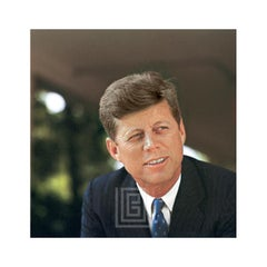 Kennedy, John Color Portrait