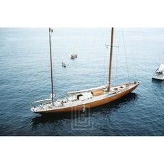 Kennedy, Ravello Trip, Agnelli's Yacht, 1962