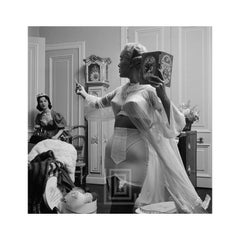 Lingerie with Maid, 1952.