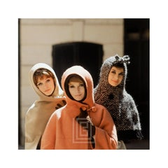 Mod Girl, Dior Three Hoods, 1961