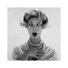 Mod Girl, Playfully Crossing Eyes, 1958
