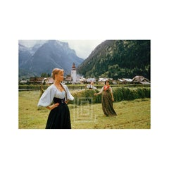 Three Models in McCardell, Austria, 1956