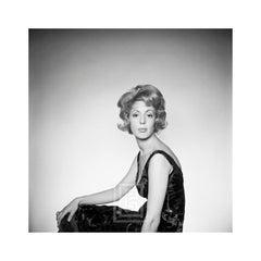 Tiger Morse Black Dress b3, 1961