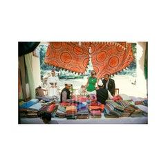Tiger Morse in Green, India, 1962