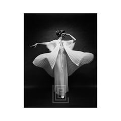 Vanity Fair Butterfly Robe Arm Out, Circa 1955