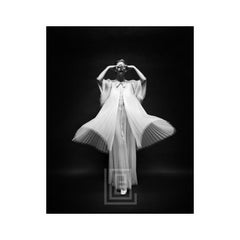 Vanity Fair Butterfly Robe Front, Circa 1955