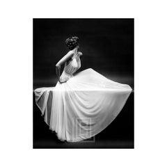 Vanity Fair Sheer Gown Icon, Circa 1955