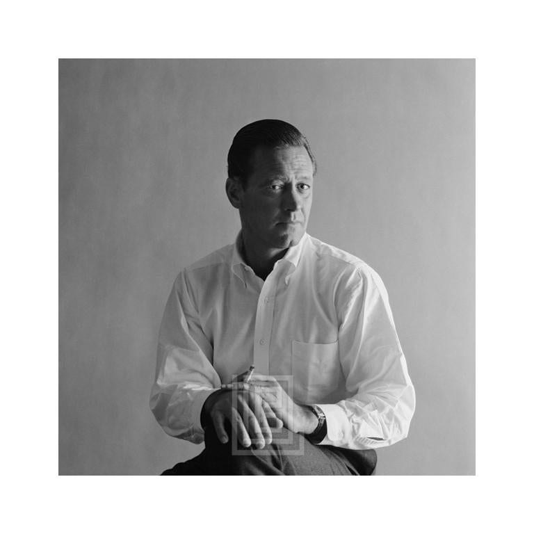 William Holden Portrait, 1954 1