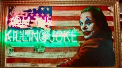 The Killing Joke Limited edition prints of 10  personally signed