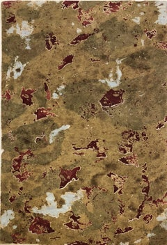 Untitled - Composition - 1969 - Mark Tobey - Contemporary