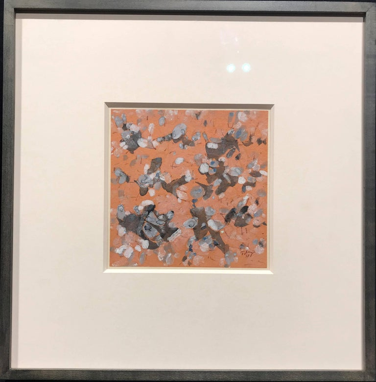 Untitled 11 - Painting by Mark Tobey