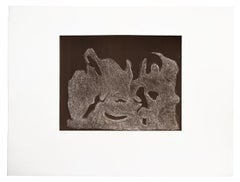 Mark Tobey 'Awakening Evening' Abstract Signed Limited Edition Print Etching