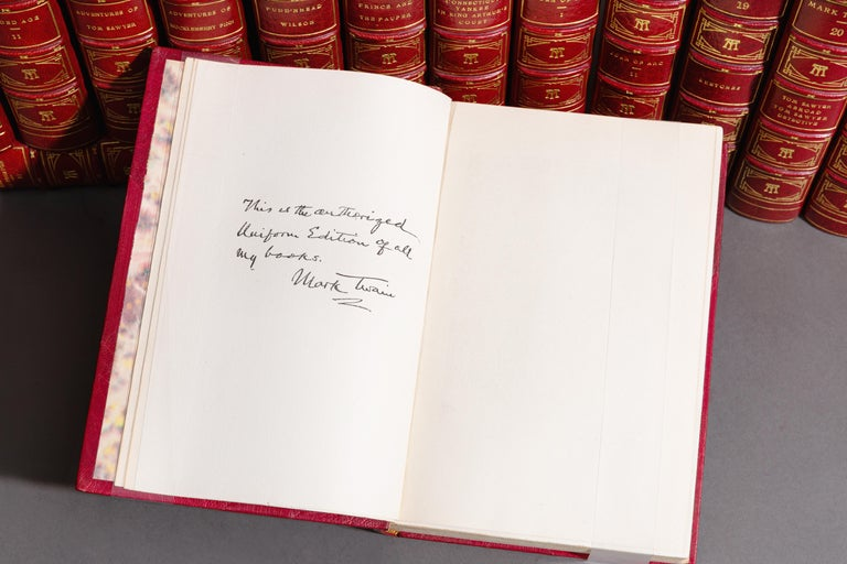 Mark Twain, The Writings For Sale 1