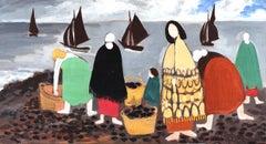 'The Irish Potato Famine' by Markey Robinson