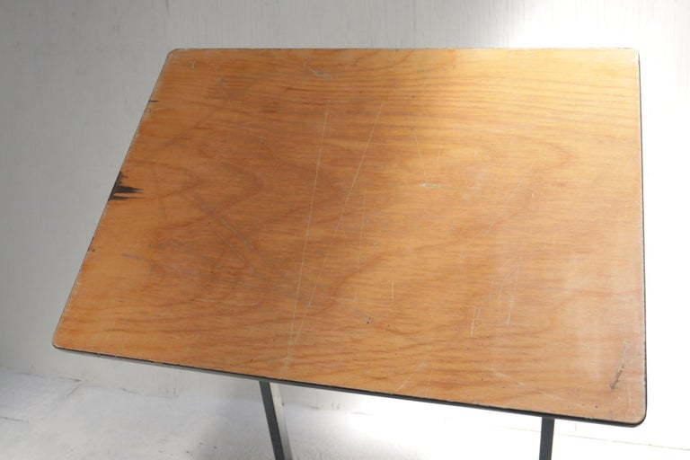 Marko Architect Drafting Table Dutch Design, 1960 For Sale 7