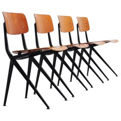 Marko Dining Chairs Industrial Design, Holland, 1970
