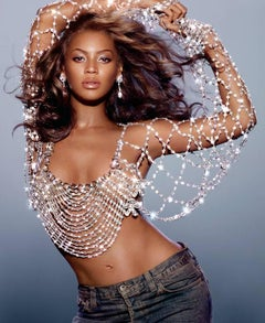 Beyonce, Dangerously In Love Album Cover