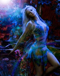 Britney Spears Garden Blue