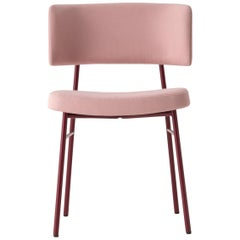 Marlen Chair, pink, indoor, chair, made in italy, home, contract