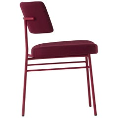 Marlen Chair, Red, Indoor, Chair, Made in Italy, Home, Contract