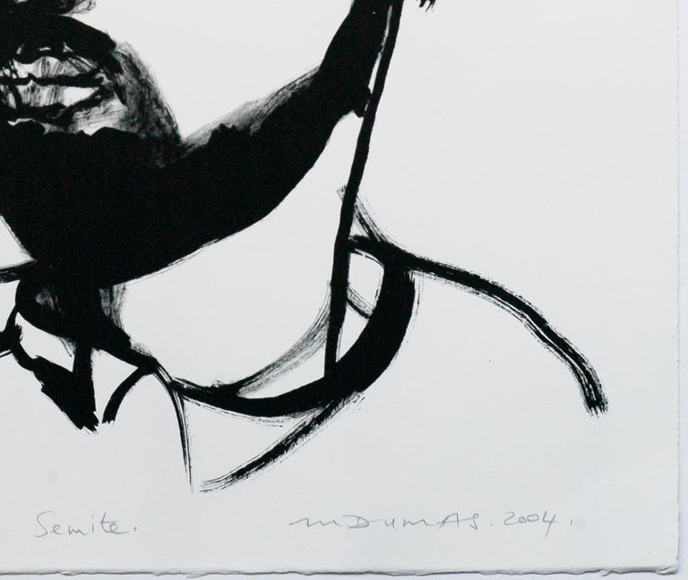 Lithograph, 2004, on wove paper, signed, dated and titled in pencil, numbered 70/100, the full sheet, in perfect condition, never framed. Measures: Sheet: 450 x 350 mm. Provenance: Christie's South Kensington: Thursday, December 4, 2014 [Lot