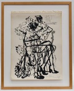 Old thrills, cheap thrills - Marlene Dumas (1953) - South African Artist - Dutch