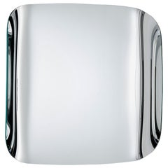 Marlene Wall Mirror, by Philippe Starck with Sergio Schito from Glas Italia
