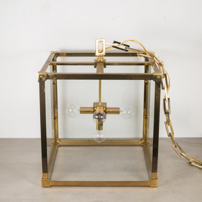 Marlowe 16 Lantern by Remains Lighting-4 Available For Sale 2