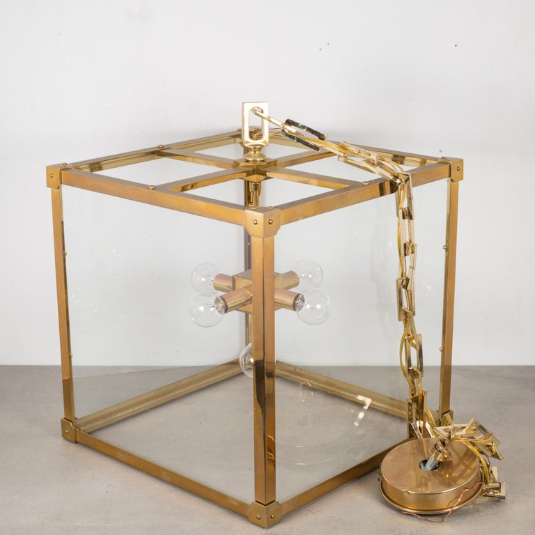 Marlowe 16 Lantern by Remains Lighting-4 Available For Sale 3