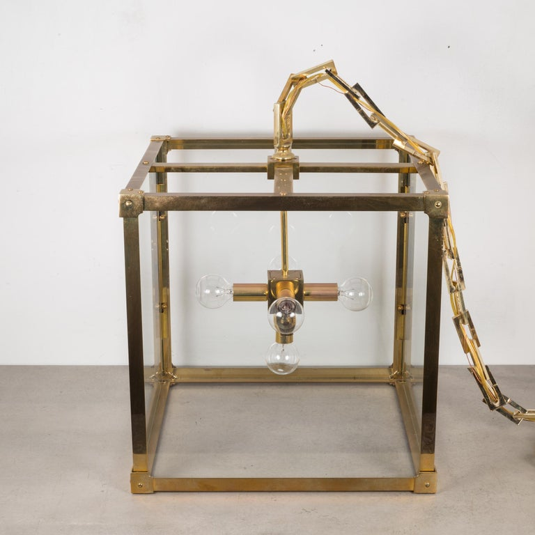Marlowe 16 Lantern by Remains Lighting-4 Available For Sale 6